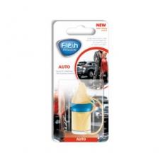 15245  Ароматизатор подвесной,жидкий,флакон с деревянной крышкой,5мл,в блистере,WOOD Blister,