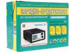 Вымпел-37 (автомат,0-20А, 14,1/14,8/16В, ЖК)