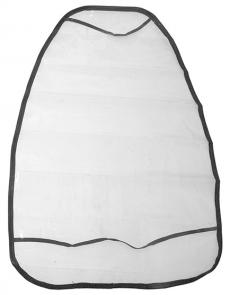 S7046 Защита на переднее сиденье прозрачная, размер 61*46 см