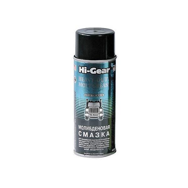 5531 HG Молибденовая смазка HEAVY- DUTY MOLY GR
