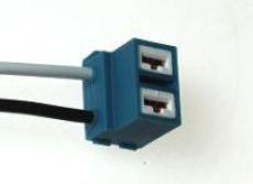 904346 Патрон  под лампу H7 с проводами Г-обр керамика TM Nord YADA