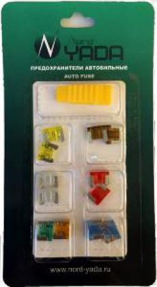 904718 Предохранитель супер мини евро станд. ц269-1 12ШТ В БЛ.(7,5А 10А 15А 20А 25А по 2шт 5А 30А)