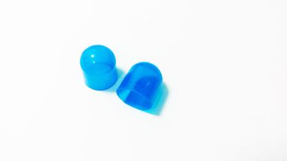 Резиновый колпачек под лампу D5 (синий)