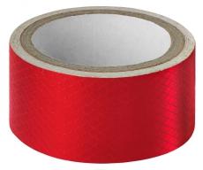 A7024 Светоотражающий скотч ширина 5см, длина 50м, красный