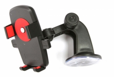 D3008 Держатель для телефона, черно-красный (3008)
