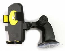 D3009 Держатель для телефона, черно-красный (3009)