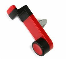 D3013 Держатель для телефона на дефлектор Imolint, красный