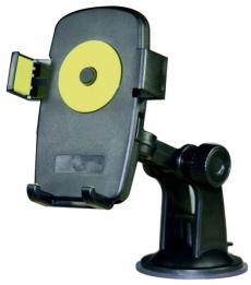D4205 Держатель для телефона практик, желтый