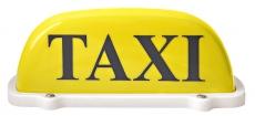 G8061 Знак TAXI желтый свет