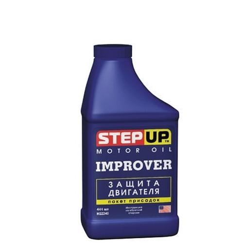 2240 STEPUP Улучшающая добавка в масло MOTOR OIL IMPROVER