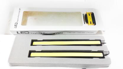 Дневные ходовые огни  LED   HP сплошные   к-т