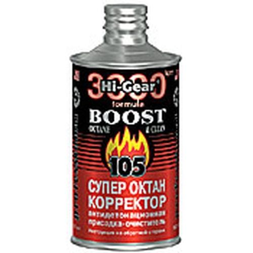 3306 HG Супероктан-корректор (на 60 л) OCTANE BOOST & CLE