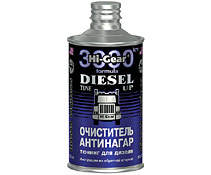 3436 HG Очиститель-антинагар и тюнинг для дизеля (на 70-90 л) DIESEL TUNE-UP & CETANE B
