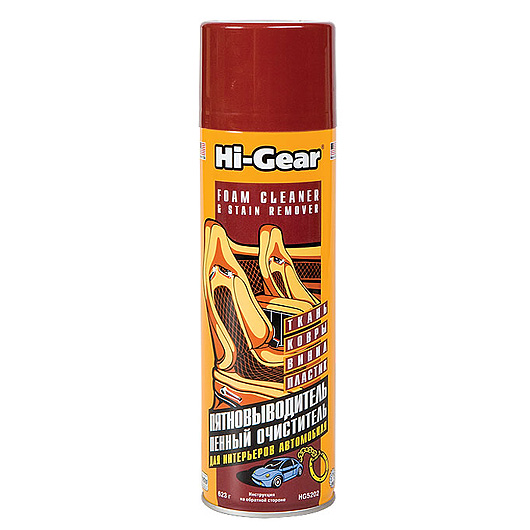 5202 HG Пенный очиститель и пятновыводитель (аэрозоль) SUPER STUFF FOAM CLEANER STAIN RE