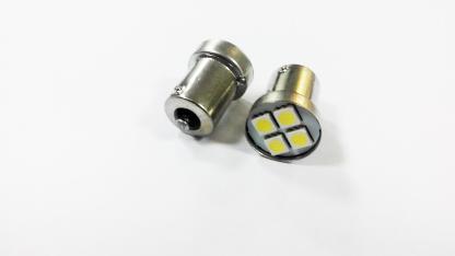 Светодиод  1156-4 SMD 5050 (R5W) 24V