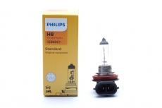 Автолампа 12V H8 PGJ19-1 35W Philips 12360