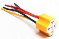 B0010 Керамический разъем для коммутации электрических цепей, пятиконтактный