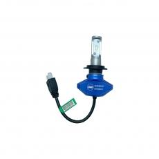 Комплект светодиодных ламп SVS H7 серии S1+( CSP-чип/IP67/4000Lm/5000K/9-32V/30W)