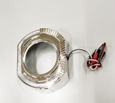 Маска для линз 3,0 дюйма с АГ тип LED-038