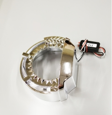 Маска для линз 3,0 дюйма с АГ тип LED-048