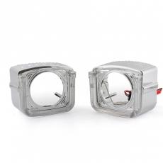 Маска для линз 2,5 дюйма с АГ LED-035 U1-тип