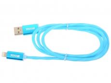 CB150-U8-10BU Кабель-переходник USB-8 pin розовый WIIIX 1 m