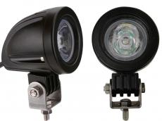 Светодиодая балка LED (R) GT1023-10W (1*10) Spot (дальний)