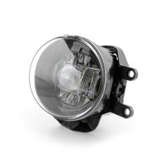 FL10TT Противотуманная фара светодиодная (к-т) MTF Light ТОЙТА/ЛЕКСУС 12В 10Вт ЕСЕ R19 Е6