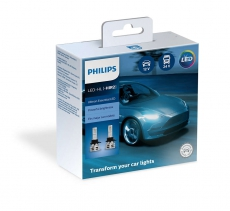 11012UE2X2 Комплект светодиодных ламп HIR2 LED 6500K Ultinon Essential (2шт) Philips