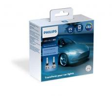 11258UE2X2 Комплект светодиодных ламп H1 LED 6500K Ultinon Essential (2шт) Philips