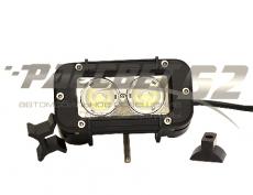 Светодиодая балка LED (R) GT3301-20W (10W*2) Spot (дальний)