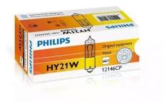 Автолампа 12V HY21W BAY9s Philips 12146СР