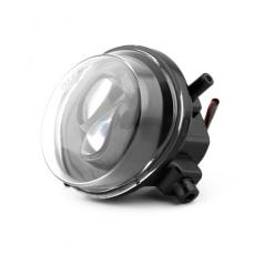 FL12MZ Противотуманная фара светодиодная (к-т) MTF Light Мазда 12В 5000К 10Вт ЕСЕ R19 Е4
