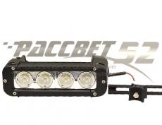 Светодиодая балка LED (R) GT3301-40W (10W*4) Flood (ближний)