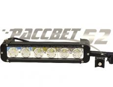 Светодиодая балка LED (R) GT3301-60W (10W*6) Spot (дальний)