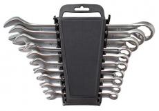 A2010 Набор комбинированных ключей 10 шт. 8-22 мм, на холдере