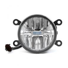 FL25W Противотуманная фара светодиодная (к-т)я MTF Light 12В ЕСЕ R19 Универсальные