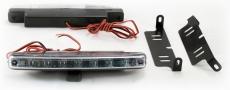 5051 Ходовые огни DRL-L8 3528 SMD (пласт.корп.8диод)