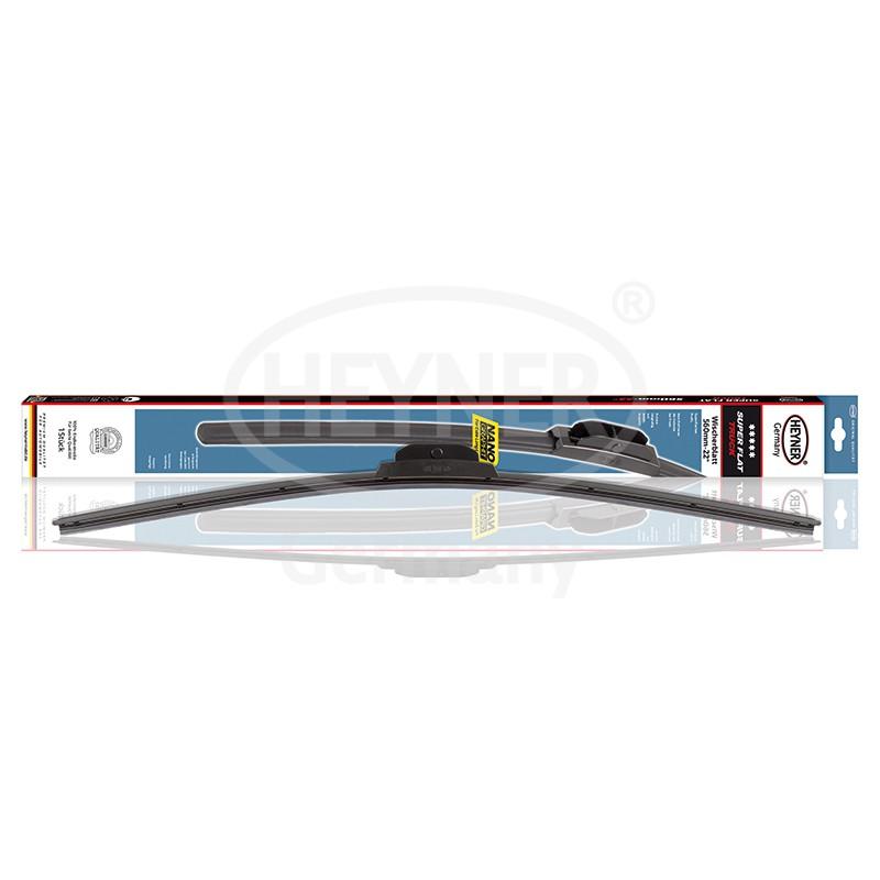 133900 Щетка с/очистителей,22/56см HEYNER бескаркасная (для грузовиков)