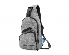 CB2-DC Сумка Day Sling Bag Discovery (серый)