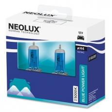 N472HC-2SCB Автолампа H4 100/90W 12V P43t Blue Power Light (2 шт) Neolux