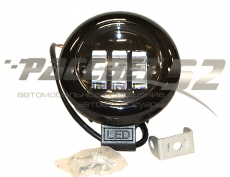 Светодиодная фара 30W (1шт.) круглая HPGZD037-30W-4