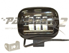 Светодиодная фара 30W (1шт.) овальная HPGZD038-30W-4