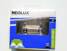 N448LL-SCB Автолампа H1 55W 12V P14,5s увелич.срок службы (2 шт) Neolux