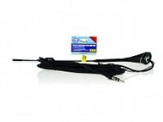 Антенна д/автомобиля на крышу с усилителем, 40 см ALCA