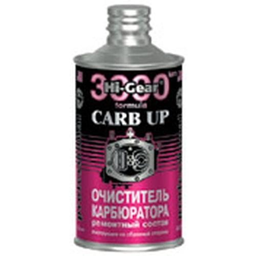 3206 HG Очиститель карбюратора CARBURETOR CLEANER