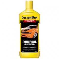 8217 DW Полироль-очиститель, защита Карнауба DOCTOR WAX 12 Month Carnauba Cleaner Wax