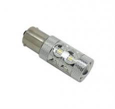 Starled 8G 1157-10*5 red 12-24V автомобильная светодиодная лампа 50W