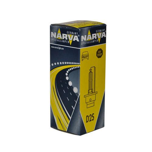 84002 Лампа ксеноновая D2S 85v-35w (P32d-3) (Narva)