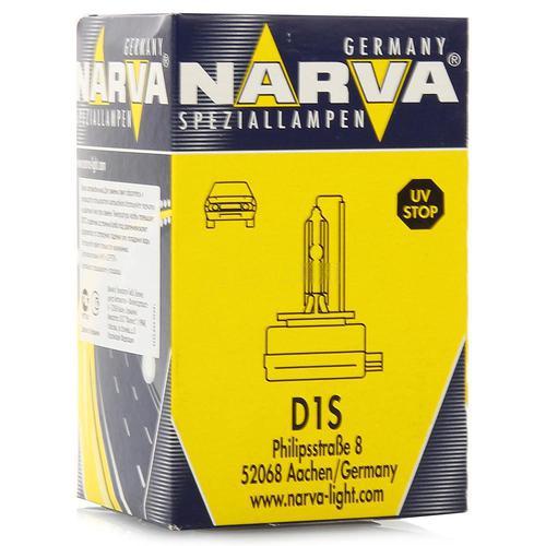 84010 Лампа ксеноновая D1S 85v-35w (PK32d-2) (Narva)
